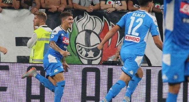 Report SSC Napoli, ancora lavoro a parte per Insigne e Tonelli. Younes goleador nella partitella con Di Lorenzo e Callejon
