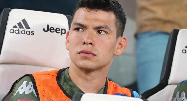 Lozano: Serie A più veloce e tattica dell'Eredivisie: a Napoli mi aspetta un futuro brillante