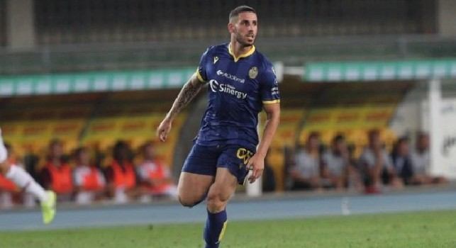 Da Verona - 3-4-2-1 per l'Hellas al San Paolo, due ex Napoli in ballottaggio per una maglia da titolare