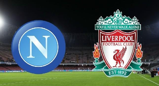Biglietti Napoli Liverpool