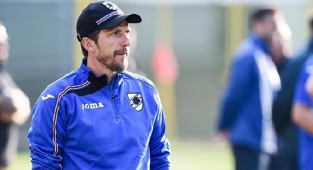 Sampdoria, il report da Bogliasco: esercitazione tecnico-tattica, rientrano i nazionali