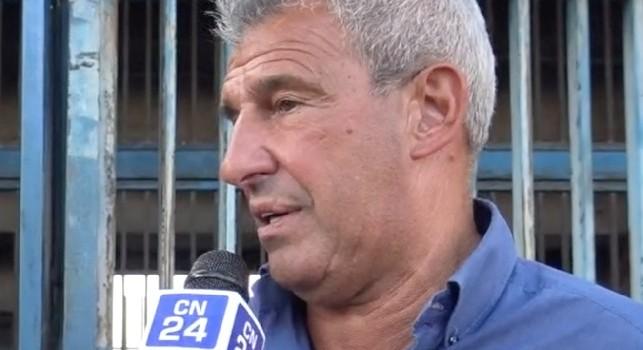 Bagni: Ferlaino mi chiamò nel suo studio per dirmi del ritiro: risposi che poteva scordarselo