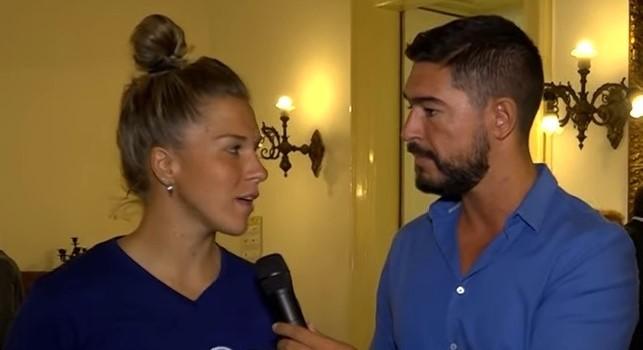 Napoli Femminile, il portiere Russo a CN24: Il mio passato alla Juve non posso cancellarlo, ma sono felicissima di vestire l'azzurro [VIDEO]