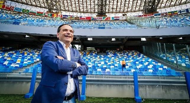 Caos Spogliatoi, Basile: Stiamo lavorando per agevolare il Napoli, non meritiamo queste accuse! Domani sarà tutto pronto