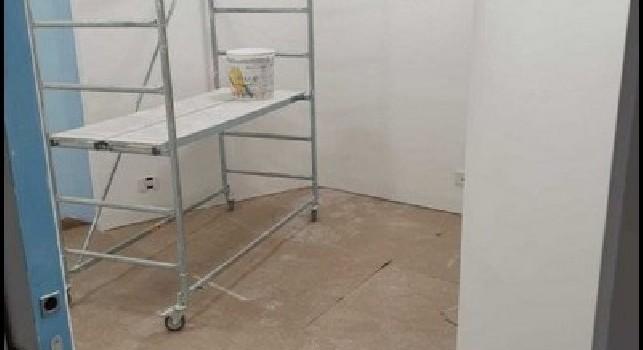 Spogliatoi San Paolo, Gazzetta: il Comune aveva assicurato la chiusura lavori a metà settembre, ma il sopralluogo ha evidenziato altro