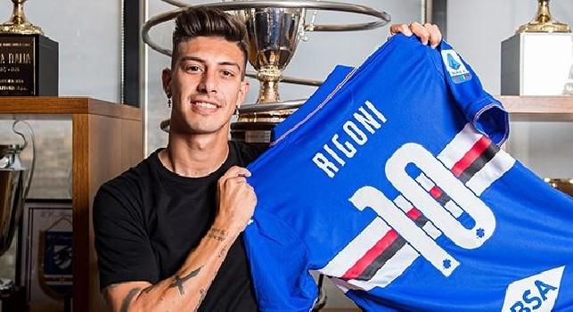 Sampdoria, Rigoni: Voglio debuttare con un goal! Sono felice di affrontare un grande club come il Napoli. Sarebbe bello risorgere dopo un inizio difficile