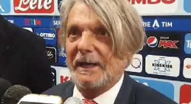 Sampdoria, situazione sempre più infiammata: minacce a Ferrero, indaga la Polizia