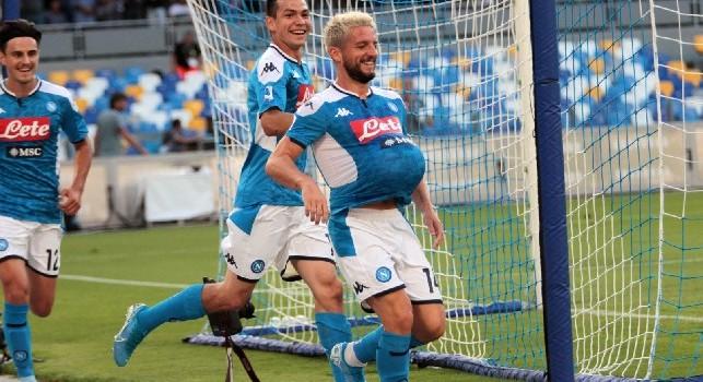 Mertens boom, CdM evidenzia: un re del gol senza contratto