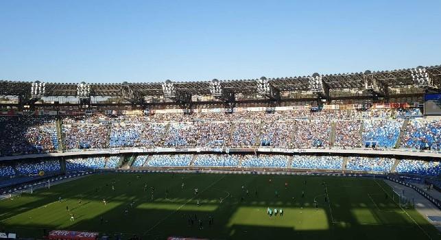 ESPN, Reddy: Rispetto allo scorso anno ho trovato un San Paolo rinnovato! Il Napoli merita uno stadio ancora più all'avanguardia