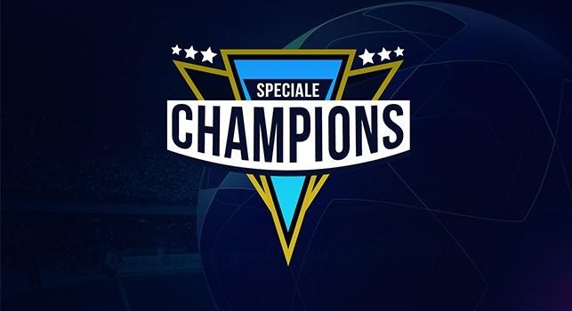Stasera torna lo <i>Speciale Champions</i> dalle 18 con Montervino, Schwoch, Scarlato e Carannante