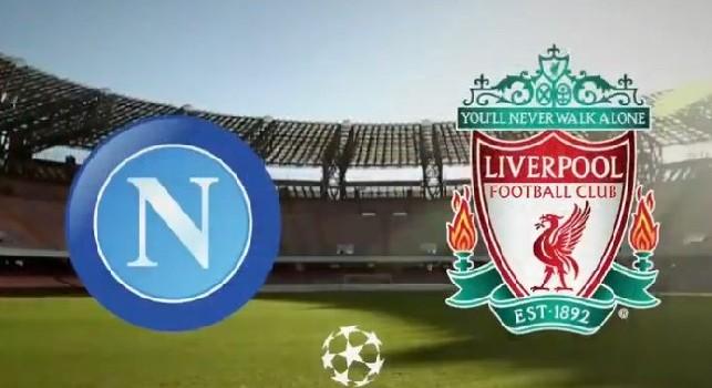 Il Liverpool presenta la sfida con il Napoli con un trailer da brividi: Il palco di questa sera è pronto [VIDEO]