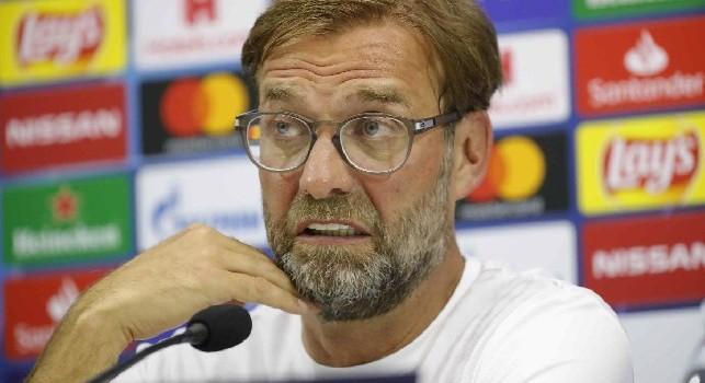 Klopp polemizza sul rigore al Napoli, Le Tissier accusa: Ipocrita! Se si tratta di un tuo giocatore non vale il discorso? [FOTO]