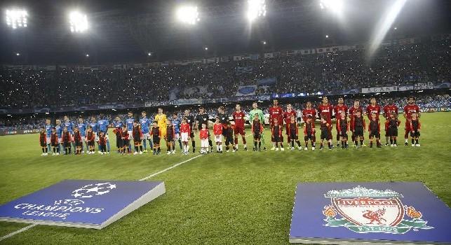 Pagelle Napoli-Liverpool: Koulibaly inarrestabile, Llorente al posto giusto nel momento giusto! Meret muro, Mario Rui si prende la rivincita