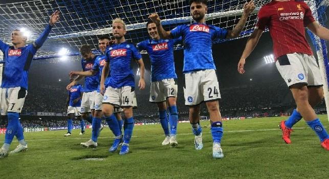 Tuttosport - Il Napoli è esploso, lo step voluto da Ancelotti è compiuto: De Laurentiis ha dimostrato di voler vincere
