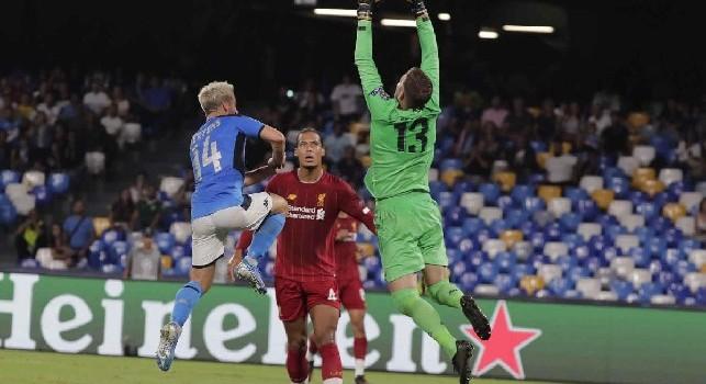 Liverpool, Adrian: Ho dato il massimo, non sono felice per il risultato. Il rigore ha cambiato la partita