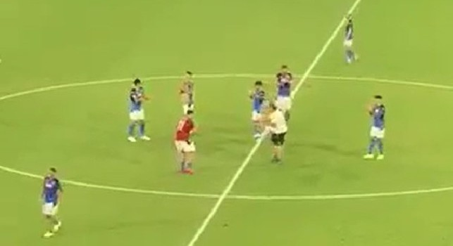 Starace e Manolas scatenati dopo la vittoria sul Liverpool, ballo a ritmo di Bob Sinclar [VIDEO]