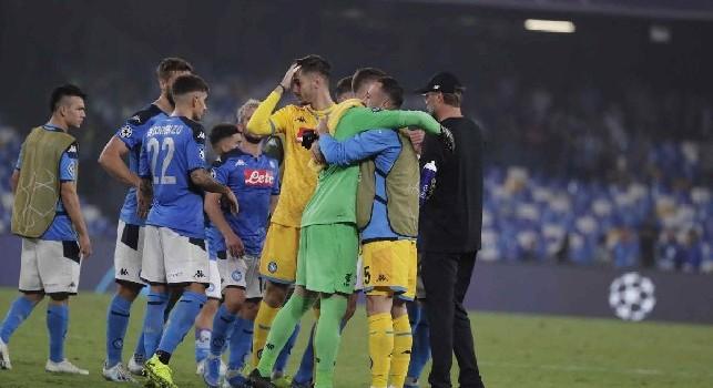 La musichetta della Champions è stata tanta roba dopo anni di sacrifici: la confessione di un azzurro dopo la vittoria col Liverpool