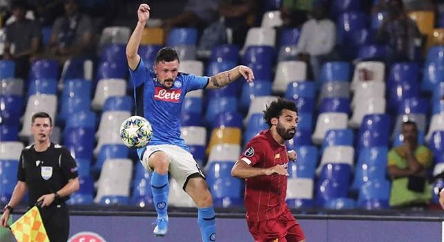 Mario Rui, l\'agente: Non deve esaltarsi per la prestazione contro il Liverpool, può diventare il più forte della Serie A! Ha risentito dell\'addio di Sarri, su Ancelotti...