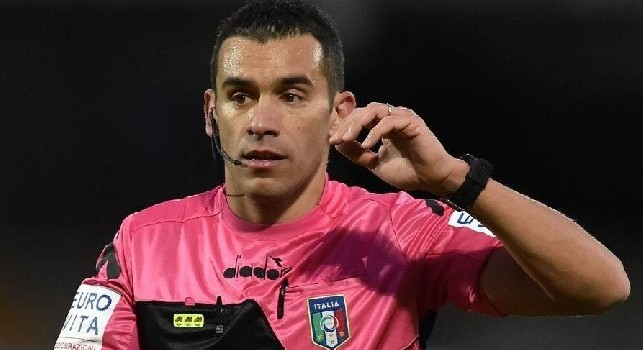 Serie A, gli arbitri della quarta giornata: Lecce-Napoli a Piccinini, Doveri al derby di Milano