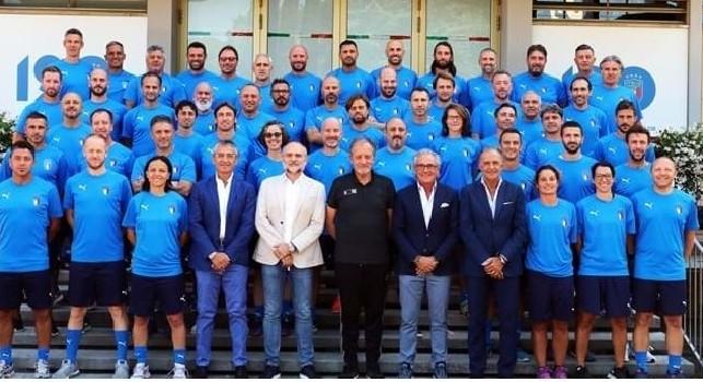 FIGC - Dopo aver seguito il corso di Coverciano, tre ex azzurri diventano allenatori professionisti