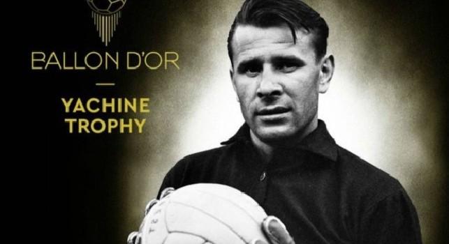 Istituito il Pallone d'Oro per portieri, il premio sarà intitolato a Lev Yashin
