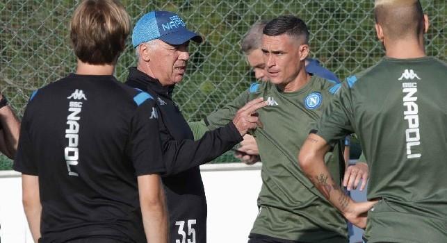 Probabili formazioni Lecce-Napoli, Il Mattino: ampio turnover, Ancelotti farà almeno cinque cambi