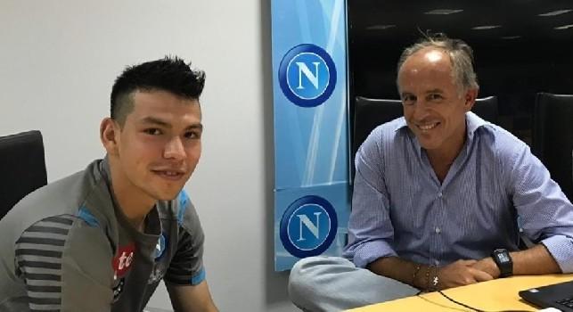 Lozano a 360°: Ho preferito Napoli a Psg e Milan per Ancelotti e la bellezza della città! Insigne il mio vicino, vi svelo il mio hobby e se vinciamo lo Scudetto prometto che...