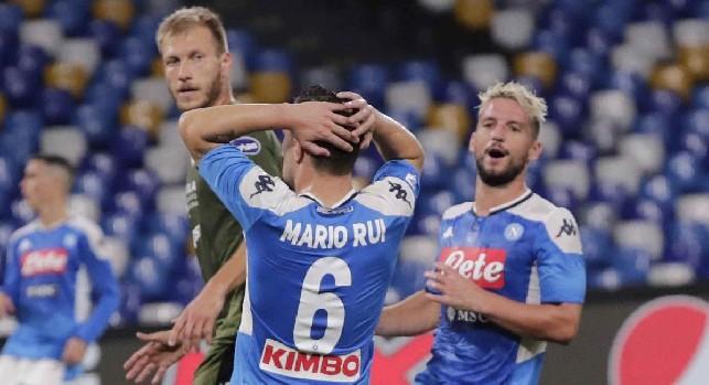 Pagelle Napoli-Cagliari: Lozano inconcludente, la verve di Mertens e Llorente non basta! Koulibaly nervoso, Insigne si divora l'occasione