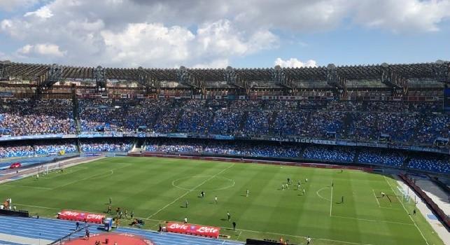Convenzione stadio, Auricchio: Può nascere il museo del Napoli al San Paolo. Versati più di 6 milioni
