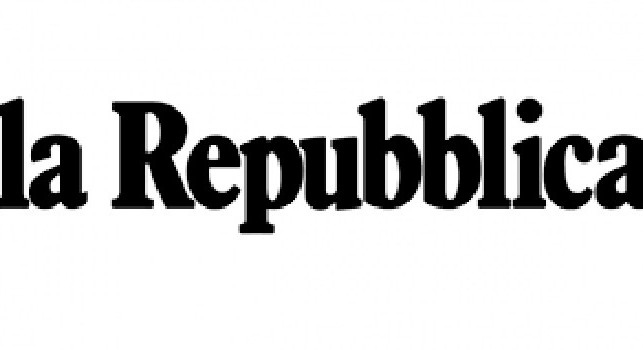 Repubblica, Prima pagina - 11 novembre 2019