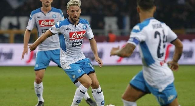 Mertens: Voglio restare a Napoli, non andrei in un altro club italiano! Mai pentito di aver scelto questa maglia. Su Diego ed un ritorno in Belgio...
