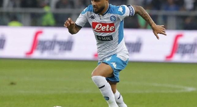 Insigne, l'ex agente annuncia: Non so se Lorenzo rinnoverà o meno con il Napoli