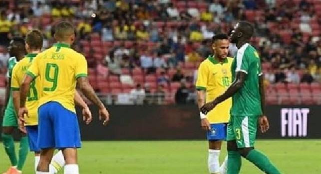 Senegal, Koulibaly: Abbiamo giocato al livello di una delle nazionali più prestigiose del mondo: possiamo essere orgogliosi [FOTO]