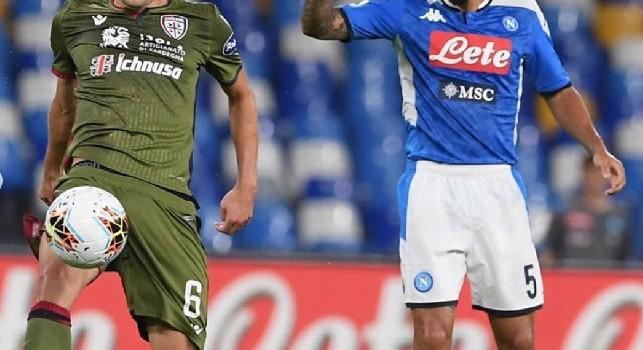 Cagliari, Giulini si gode Rog: Abbiamo colto l'occasione con un grande investimento: è fortissimo