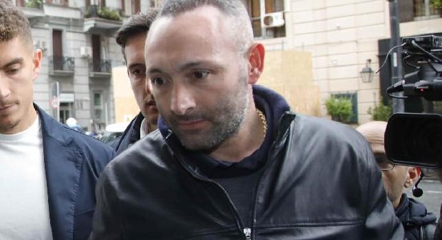 Giuffredi: Il Napoli ha tre terzini e buttare la monetina e far giocare chi ti pare ed è difficile trovare di meglio