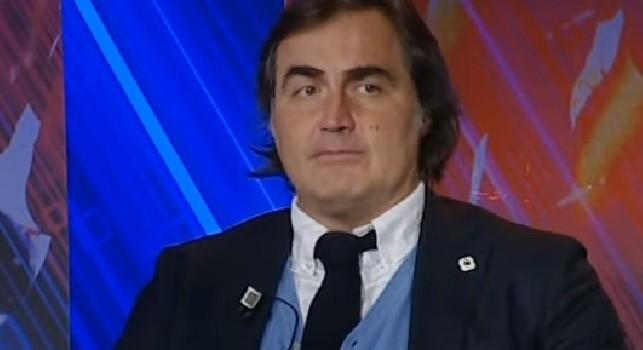 Pardo: Il Napoli nelle grandi partite può vincere contro chiunque! Contro il Barcellona gli azzurri non sono battuti in partenza
