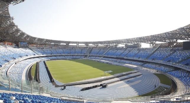 Regione Campania, dai <i>risparmi</i> delle Universiadi 2019 stanziati 1,2 milioni per lo stadio San Paolo
