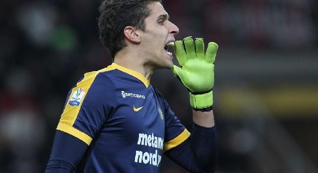 Hellas Verona, Silvestri a Sky: Dobbiamo fare la gara perfetta, il Napoli è una grande squadra