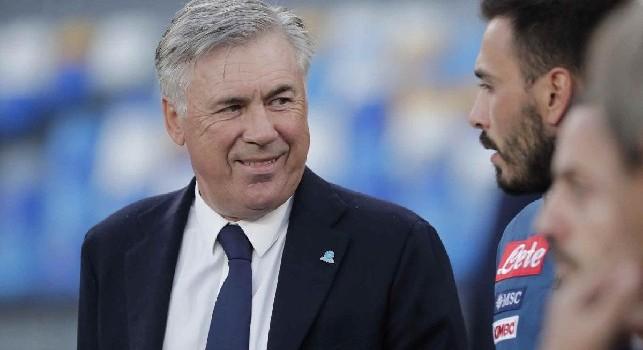 Ancelotti: Dopo chiamo Ibrahimovic (scherza), lo aspettiamo a Napoli. Stasera prova di maturità. Milik? Ha ritrovato la chimica
