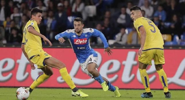Doppio affare Napoli-Benevento! Tuttosport: Llorente-Younes pronti a partire per 16mln, trattativa in dirittura d'arrivo
