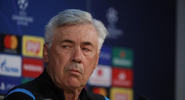 Champions League, Salisburgo-Napoli: Ancelotti e Younes in conferenza stampa domani alle 18