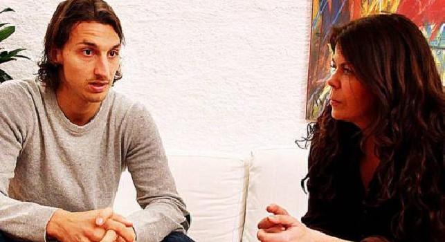 Ibrahimovic-Napoli, CdM: ipotesi sfumata! Proposta concreta del club, Ancelotti lo vedeva come un alleato per lo spogliatoio