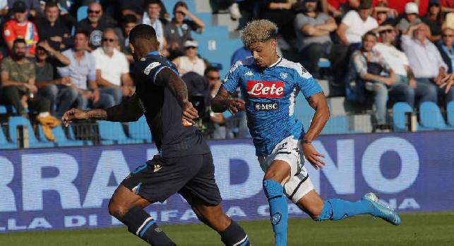Kevin Malcuit, difensore francese del Napoli