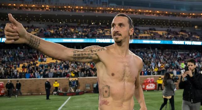 Tutti pazzi di Ibrahimovic, tra Milan-Napoli spunta il Tottenham! Forcing rossonero con una formula flessibile