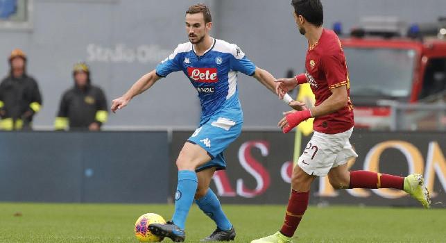 Ceccarini: Il Napoli vuole blindare ulteriormente il contratto di Fabian, ma senza fretta. Mertens e Callejon? Decisione in primavera e su Berge...