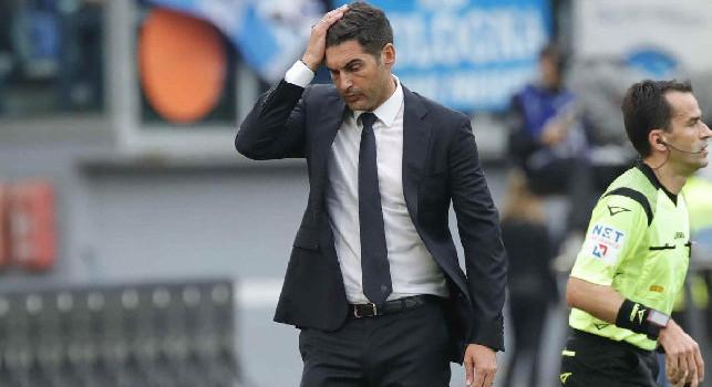 Formazioni ufficiali Roma-Sampdoria: le scelte di Fonseca e Ranieri