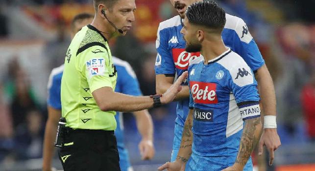 Venerato a CN24: Al momento il Napoli non è disponibile a trattare il rinnovo con Insigne. Fabian? Il Barcellona non ha i soldi che chiede De Laurentiis