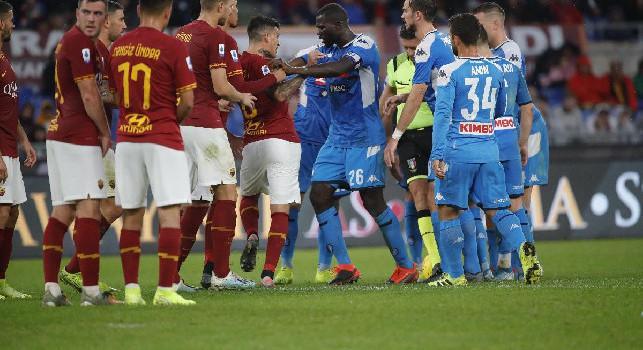 Napoli-Roma, le statistiche: la vittoria manca dai tempi di Benitez, Mertens cerca la terza gioia consecutiva
