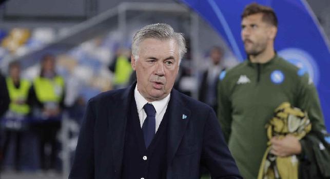 Ancelotti su Gattuso: Rino è un fratello per me, non gli ho chiesto se sta parlando con il Napoli