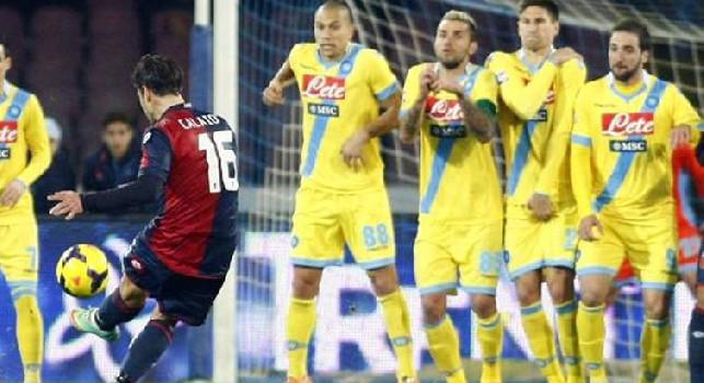 Calaiò: De Laurentiis non mi avrebbe mai ceduto, ero la sua <i>bandiera</i>. Napoli-Genoa? Che goal che feci a Reina! Ricordo il ritiro dopo la sconfitta con la Juve Stabia... [ESCLUSIVA]
